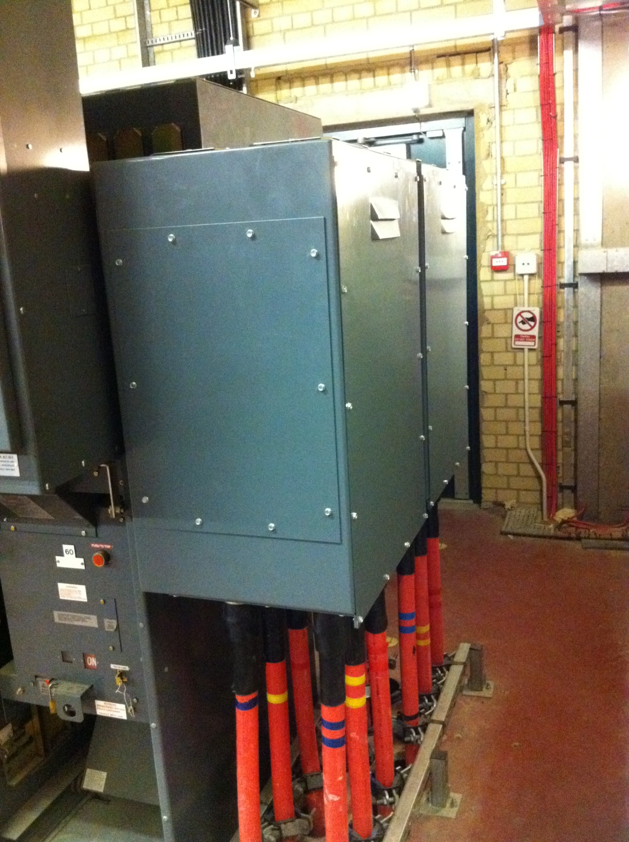 UK Power Networks - Busend Cable Boxes
